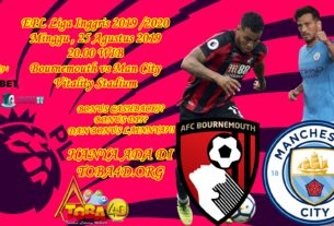Prediksi Bournemouth vs Manchester City